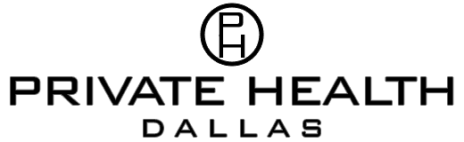 Concierge Care Physicals Wellness and Medical Care | Private Health Dallas Logo