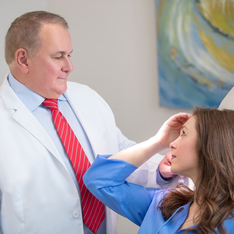 Dr. Max Adler M.D., double board-certified dermatologist