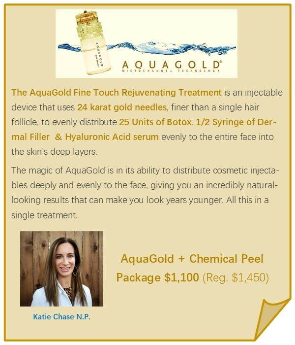 Katie Mae Chase - AquaGold special