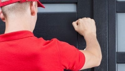 Are all door-knockers shady? Praus Construction, expert roofing and storm damage contractor in Dallas chooses to meet customers face-to-face
